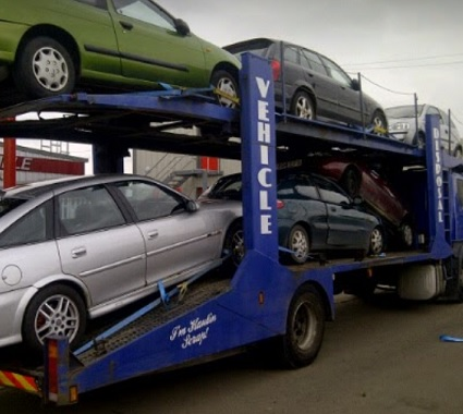Price Paid For Scrap Cars